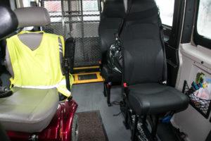 Nu kan Svend Schütt komme fra bilsæde til el-scooter.