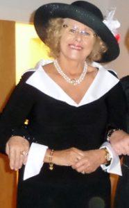 Madeleine Mosberg.