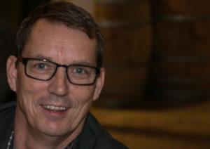 Petter Astrup samler viden om, hvilken arbejdskraft virksomhederne mangler.