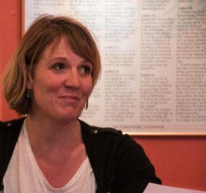 Susan Rosenberg håber at rigtigt mange kvinder deltager den 8. marts.