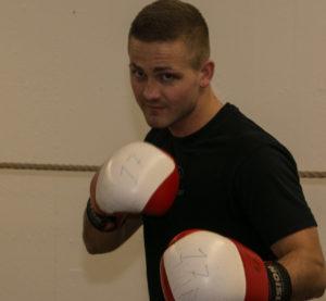 Martin Anker Nielsen føler sig klar til både begynder-DM og næste års JM for erfarne boksere.