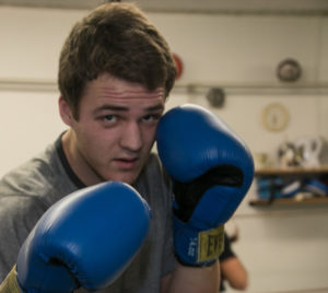 Patrick Jørgensen går efter flere kampe i fremtiden - og helst med ham som vinder af dem.