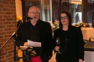 Jesper Rosanes fortæller om Helle Miangs entré i hotelbranchen.