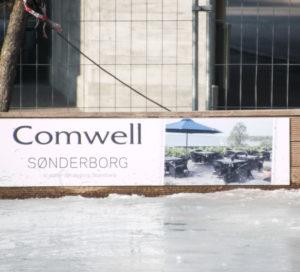 Skøjtesæsonen er slut og sponsorerne har fået den synlighed, der er betalt for.