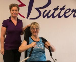 Annette og Inger har vinder-strategien på plads.