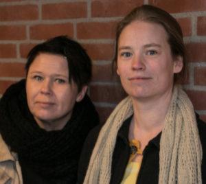 Lone Hauch Jepsen og Irene Birk Reinkvist har sat endnu et flueben på den lange to-do-liste.