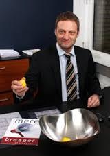 Direktør Lars Christensen.