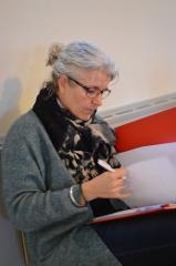 Mette Østerby hjalp med at ansætte lærere til Efterskolen Epos. Hun er til daglig afdelingsleder på Sjølundsskolen, og er tidligere elev på Danebod Højskole, som nu lægger bygninger til Fynshavs nye efterskole.