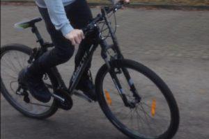 Privat foto af den stjålne cykel.