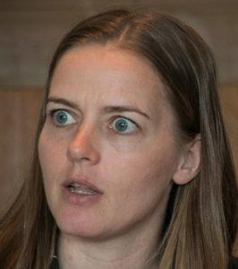 Ellen Trane Nørby ser på vold mod kvinder og kvindehandel.