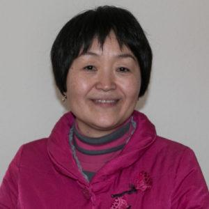 Fay Fan Mink taler fransk, dansk og engelsk - og selvfølgelig også kinesisk.