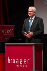 Formand Peter Johannsen fortæller om året, der gik. <div class=