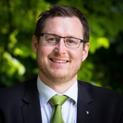 Byrådssuppleant Daniel Staugaard