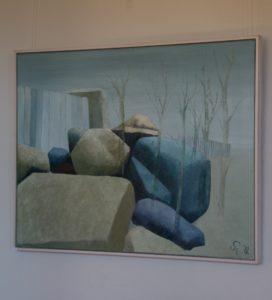 Maleri fra Per Christoffersen.