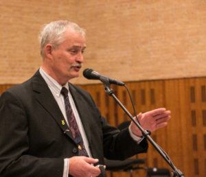 Tidligere oberst Lars Møller sagde sin mening om datidens politikere.