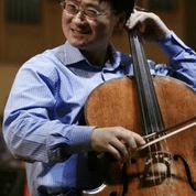 Den kinesiske cellist Jian Wang.