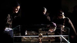 Igen skabte den chilenskfødte, jødiske kunstner Marco Evastitti skandale. Denne gang ved at lave en model af koncentrationslejren Auswitsch..