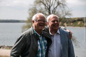 Per Pallesen og Leif Maibom.