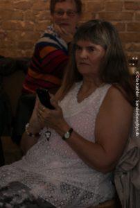 Fitte Jakobsen, stamgæst i Bogcafé