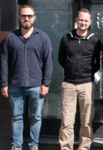 Nu er Martin Hugger Larsen og Henrik Danekilde ikke længere alene om værtshuset.