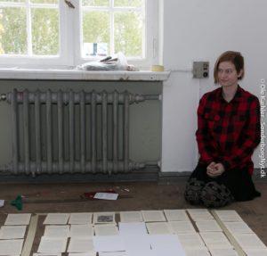Amalie Lindgaard Baldersbæk udtrykker sig om psykiatri.