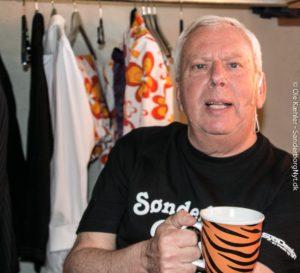 Leif Maibom er jublende glad for Sønderborg Sommerrevys store succes.
