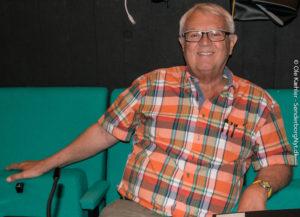 Per Pallesen er overrasket over, at tekster og musik var på plads, da han mødte ind første gang.