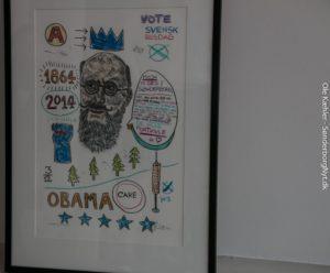 Er der mon en rød tråd mellem Stauning og Obama?