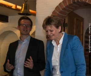 De to lokale politikere arbejder sammen om mange ting.