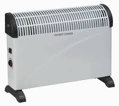 El-radiator giver fin varme, når fjernvarmen lukkes - og som en ekstra bonus en mindre hedetur når elregningen dukker op. <div class=