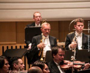 Musikerne kan spille meget mere end orkesterstykker. <div class=