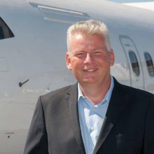 Anders Sørensen har forladt sit kontor i Sønderborg Lufthavn.