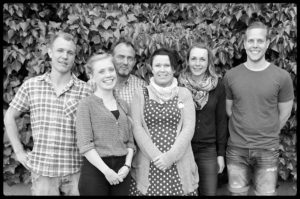 Sønderborg Friskoles team. Foto: Søndrborg Friskole