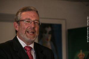 Ole Daugbjerg er kørende med programmer for små og mellemstore virksomheder.
