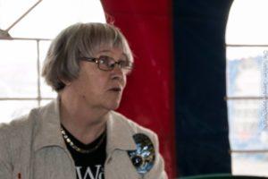 Anna Skousbøl er en af 16 frivillige fra SOS Børnebyerne.