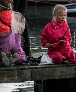 Fiskeri er mere spændende end bål-