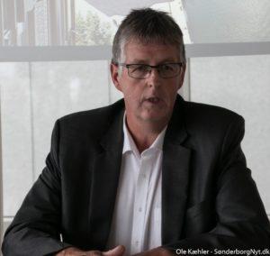 Borgmester Erik Lauritzen siger, at flere i arbejde og forebyggelse af sygehusindlæggelser gavner økonomien.