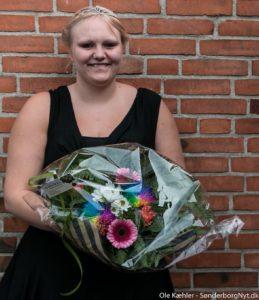 Sandra blev Grand Prix vinder nummer ét.