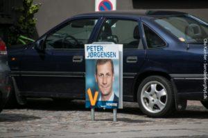 Hvad er det mon for et vejskilt, Peter Jørgensen dækker over?