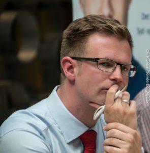 Benny Engelbrecht har forfattet et brev til erhvervsminister Troels Lund Poulsen.