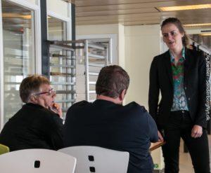 Ellen Trane Nørby har været brotilhænger siden det første borgermøde om ideen for flere år siden.