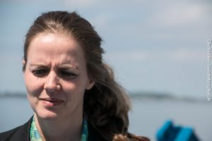 Ellen Trane Nørby har inviteret Troels Lund Poulsen med til Als