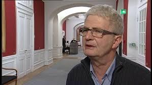 Holger K. Nielsen er i Sønderborg fredag.