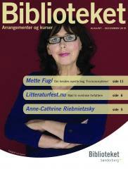 Forseiden af bibliotekets nye magasin.