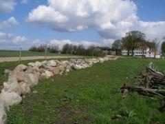 Stendiget ved Ballegaard. Foto: Sønderborg Kommune
