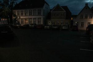 Humletorvet var pladsen, hvor Sønderborg havde sin første markedsplads.
