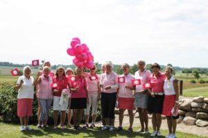 Her er nogle af deltagerne i Pink Cup - og der er plads til flere.