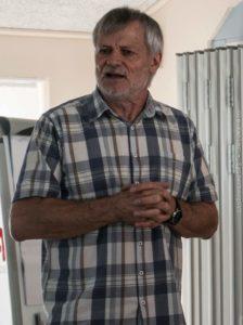 Bruno Rey fortæller, at flere medlemmer er på vej. Der er omkring 50 mennesker i Sønderborg, der har personlige hjælpere.