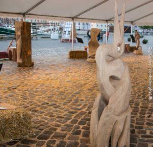 Tranen - dagen inden den skulæle fragtes til Nordals