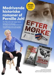 Hent Pernille Juhls bøger i boghandlen og blive klogere på dét at være dansk.